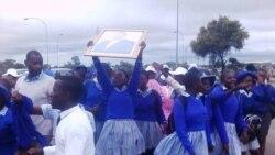 Udaba lokuqala kwezifundo zikaForm 5 siluphiwa nguBathabile Masuku