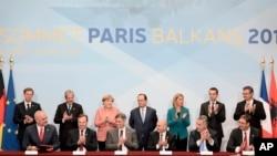 کشورهای بالکان شمولیت در اتحادیۀ اروپا را یکی از راه های تقویت اقتصاد و تامین ثبات در منطقه می دانند
