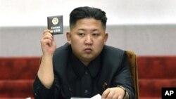 Kim Jong-Un, nhà lãnh đạo Bắc Triều Tiên