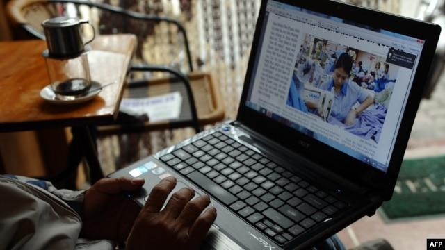 Việt Nam dường như đã siết chặt hơn các trang web tiếng Việt được cấp phép ở trong nước.