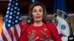 Nancy Pelosi, presidenta de la Cámara de Representantes de EE.UU. ha invitado al presidente Donald Turmp a testificar en el marco de la investigación de juicio político en su contra.