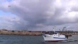 چالش های عمليات نجات کشتی مهاجران در ايتاليا