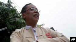 NDF ပါတီေခါင္းေဆာင္ Dr. Than Nyein