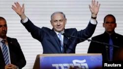 حزب لیکود تلاش خواهد کرد در ائتلاف با سایر گروه ها حکومت جدید را تشکیل دهد.