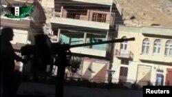 Suriyalik qochqinlar, Maalula qishlog'i, Suriya, 9-sentabr, 2013-yil