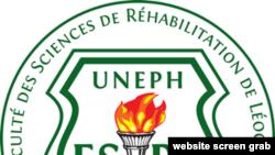 Logo Fakilte Syans Reyabilitasyon Leyogàn nan (FSRL).