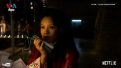 Netflix's 'GLOW' Shines Light on Ellen Wong's Cambodian Voice