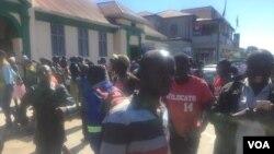 Phandle komthethwandaba weHigh Court koBulawayo