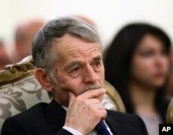 Qrim-tatarlar lideri Mustafo Jemilev
