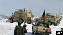 Četiri avganistanska vojnika ubijena u vazdušnom napadu NATO