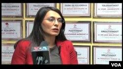 Vanja Ćalović, direktorka NVO MANS (arhiva)