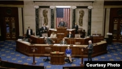 众议院就难民审批法案投票 ((众议院)