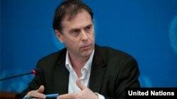 Rupert Colville, Juru Bicara Komisi PBB untuk HAM (Foto:dok). Ia mengecam tindakan keras pemerintah Mesir terhadap awak media yang meliput berita di negara itu.