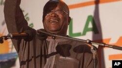 Sabon shugaban kasar Burkina Faso Roch Marc Christian Kabore