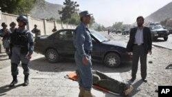 طراحان حمله به نمایندگی کابل بانک اعدام شدند