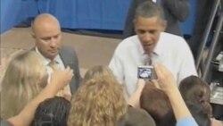 Tingkat Dukungan Pada Pres. Obama Turun Akibat Buruknya Ekonomi AS - Laporan VOA 19 September 2011