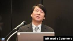 Chính khách xuất thân là thương gia Ahn Cheol Soo