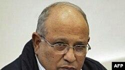 Người đứng đầu cơ quan tình báo Israel Meir Dagan