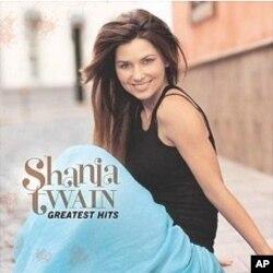 """Shania Twain's """"Greatest Hits"""" album"""
