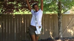 Interview With Miss Zimbabwe USA Andile Mpofu And Takura Teller
