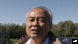 來自台灣的西洋蔘商人許忠政