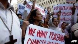 Պակիստանում պարգևատրություն են խոստանում քրիստոնյա կնոջը սպանելու համար