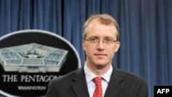 Пресс-секретарь Пентагона Джордж Литтл