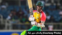اسلام آباد یونائیٹڈ کی طرف سے لوک رونکی نے 37 گیندوں پر 71 رنز بنائے۔