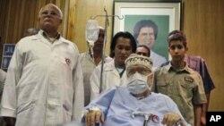 Thân nhân của Abdel Baset al-Megrahi cho hay ông ta đã qua đời tại nhà hôm nay