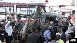 Pakistan'da İntihar Saldırısı: 39 Ölü