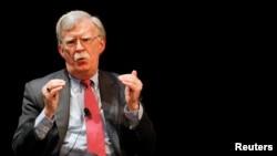 Bivši savetnik za nacionalnu bezbednost u Beloj kući Džon Bolton