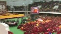2011-11-09 粵語新聞: 中國抗議蒙古允許達賴喇嘛訪問