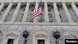 位於華盛頓的美國商務部大樓。