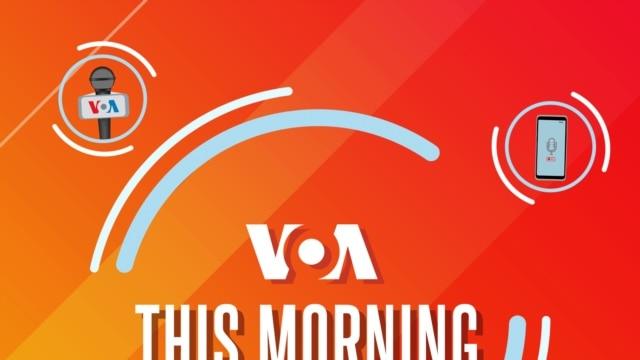 VOA This Morning 24 Agustus 2021 - Agustus 24, 2021