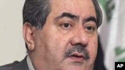 هوشیار زیباری وزیر خارجۀ عراق