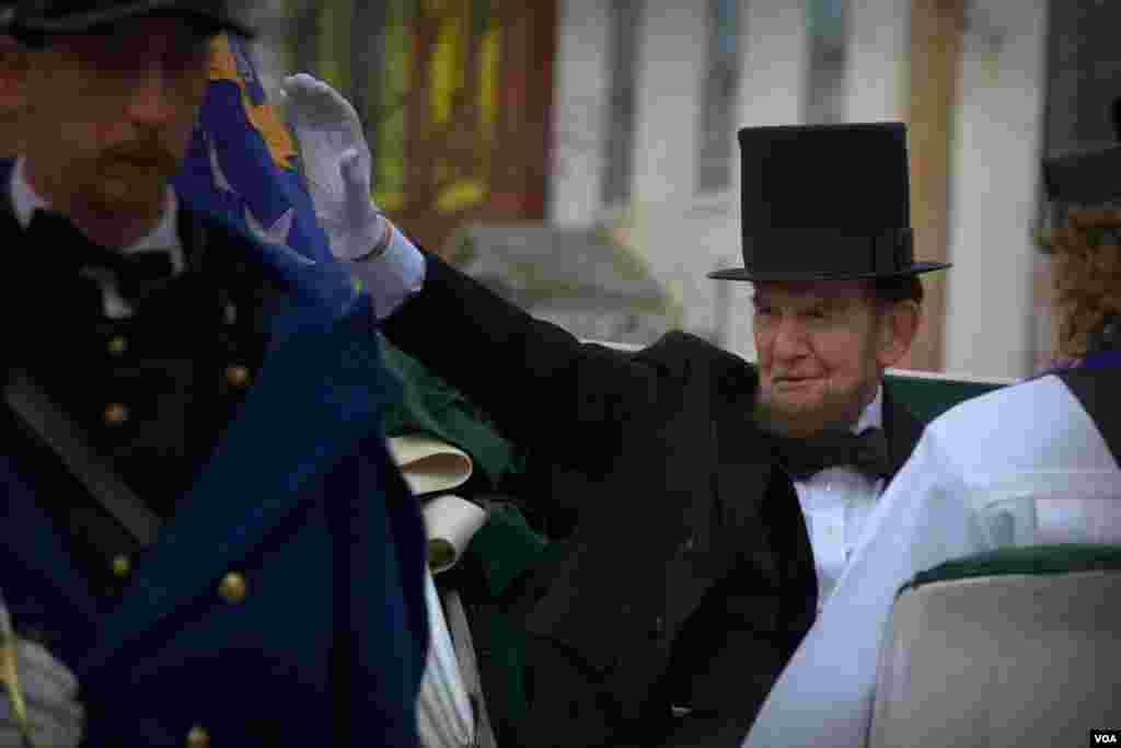 Президент Линкольн