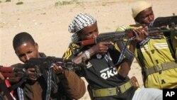 이슬람계 아프리카 무장세력.(자료사진)