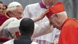 ارتقا اسقف آمريکايی به مقام کاردينالی