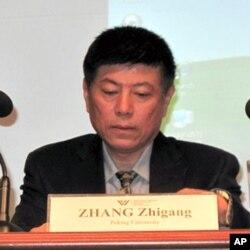北京大學宗教文化研究院院長張志剛