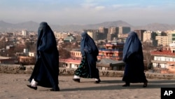 صد ها میلیون دالر کمک امریکا صرف بهبود زندگی زنان افغان شده است