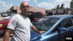 Medi Zamon, chủ dealer xe cũ gần cộng đồng Việt Nam tại Scarsdale.