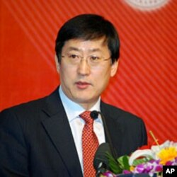Han Dayuan, Dean of Renmin University Law School, Beijing, 01 Mar 10