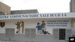 Xale Buur La school in Dakar
