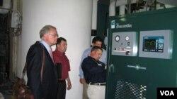 حرارت کو بجلی مین تبدیل کرنے والی مشین