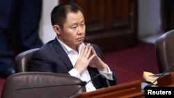 Kenji Fujimori de 37 años, anunció el martes en su cuenta de Twitter la resolución unánime del comité disciplinario de su partido Fuerza Popular, por la cual se le expulsa de la bancada.