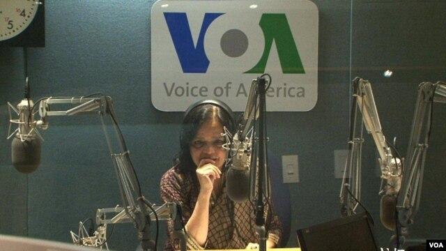 """My Story"" host and creator Shahnaz Aziz"