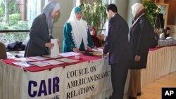 Dewan Hubungan Amerika Islam (CAIR), salah satu sponsor acara solidaritas bagi warga Muslim di Suriah (foto: dok).