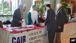 Dewan Hubungan Amerika Islam (CAIR), salah satu sponsor acara solidaritas bagi warga Muslim di Suriah (foto: Dok.).