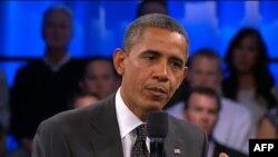 Presidenti Obama vazhdon fushatën treditore në Bregun Perëndimor