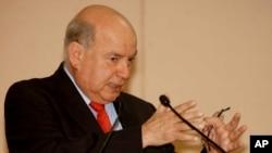 Jose Miguel Insulza expresó que a primera tarea de observación electoral se dio en 1962 y hasta hoy han estado en más de 200 contiendas electorales en el continente.